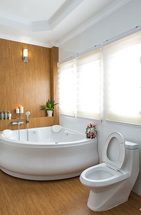 Bathroom makeover in Bethesda Maryland
